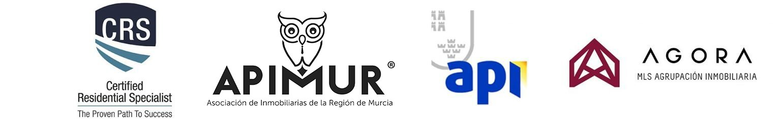 inmobiliaria en Murcia logos