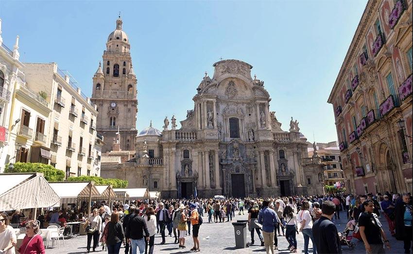 ¿Dónde vivir en Murcia?