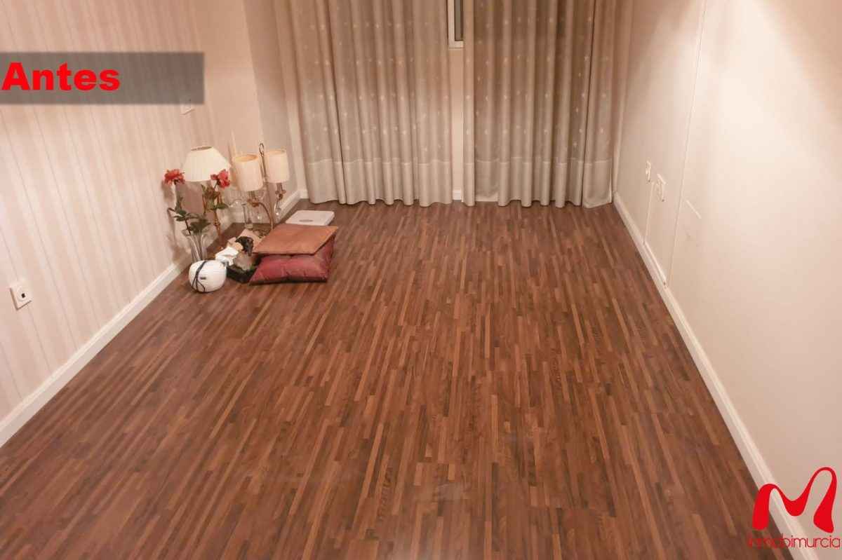 home staging antes